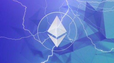 Il logo di Ethereum Raiden