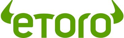 il logo del broker cfd etoro