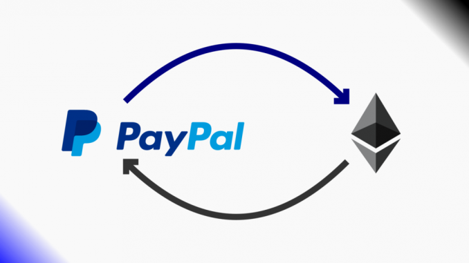 comprare ethereum con paypal
