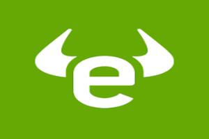 il logo di etoro