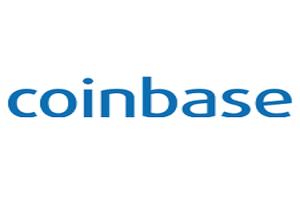 il logo di Coinbase