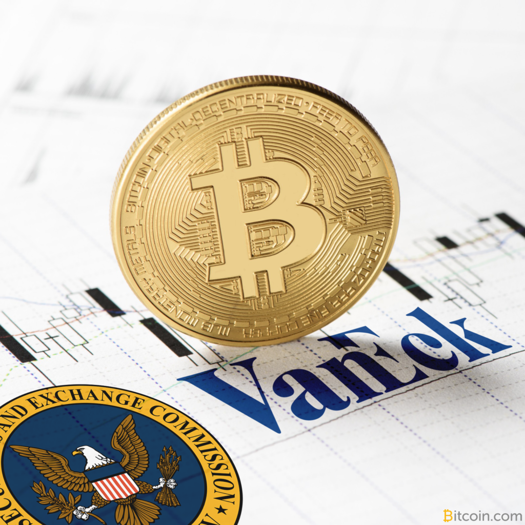 ETF Bitcoin proposti da VanEck