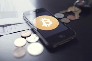 pagamento con bitcoin