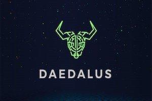 il logo di daedalus wallet