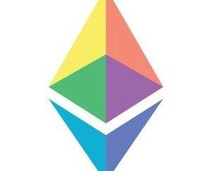 il nuovo logo di ethereum