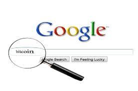ricerca di bitcoin su google