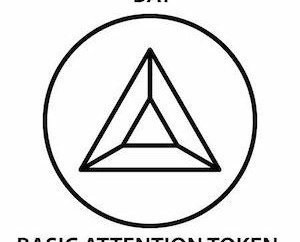 il logo di basic attention token (bat)