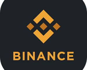 il logo ufficiale di Binance