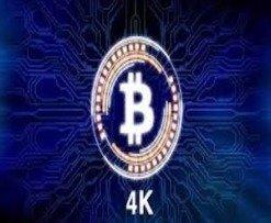 bitcoin a 4000 dollari