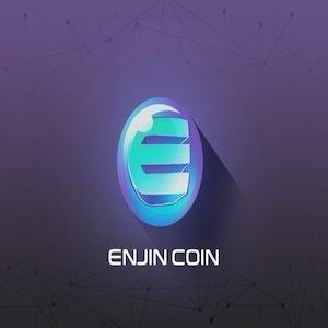 il logo di enjin coin