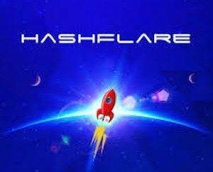 il logo di hashflare