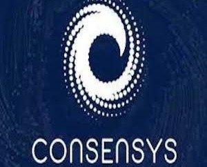 il logo di consensys