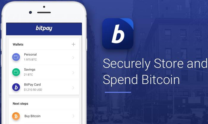 pagare in bitcoin con BitPay