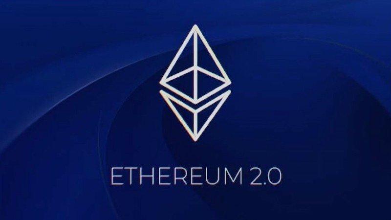 logo di ethereum 2.0