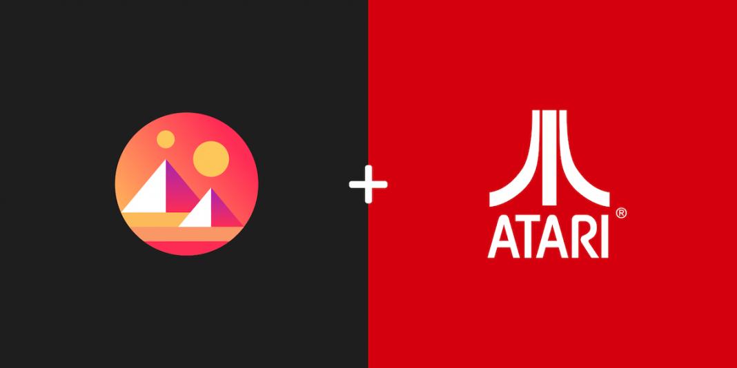 Decentraland e Atari