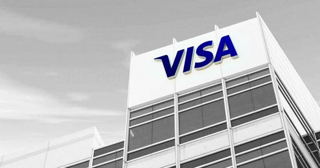 facciata sede Visa