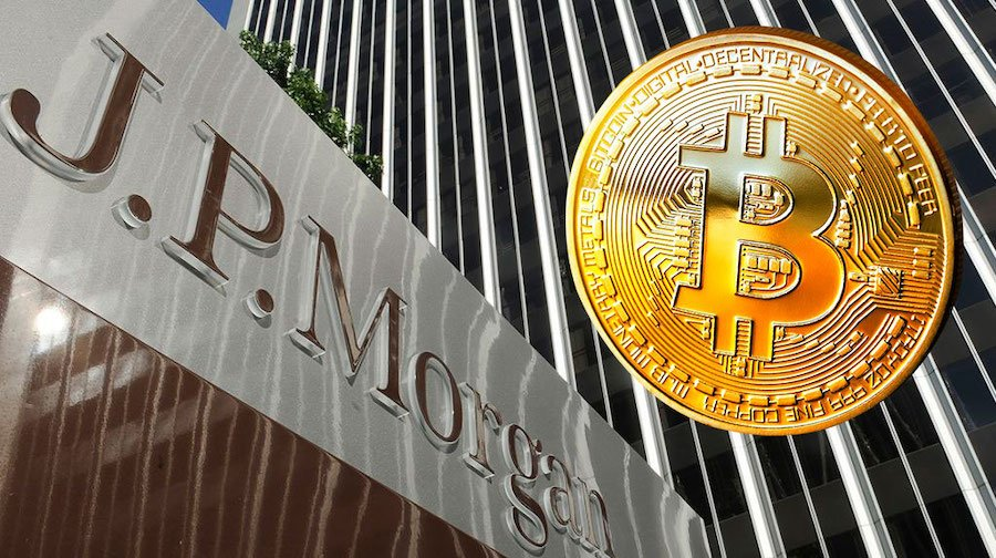 jp morgan e bitcoin